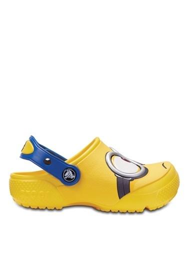 Crocs Plaj Terliği Sarı